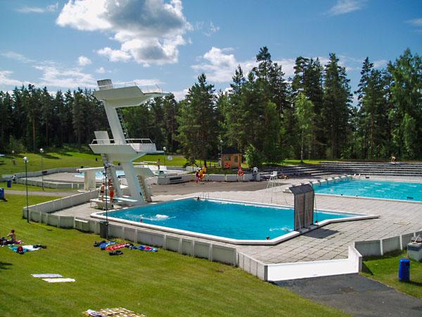 hyvinkään uimahalli Somero